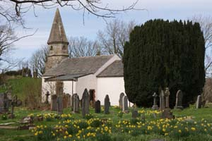 Camerton Church on the River Derwent